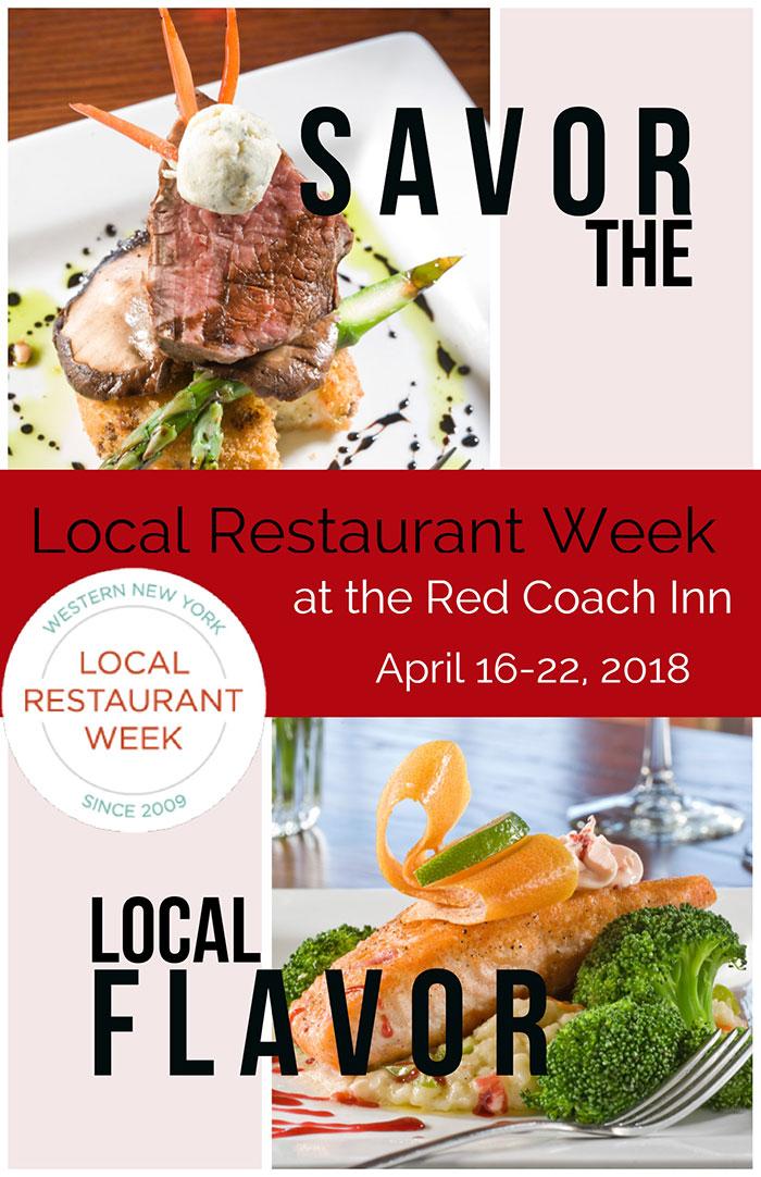 Local Restaurant Week banner