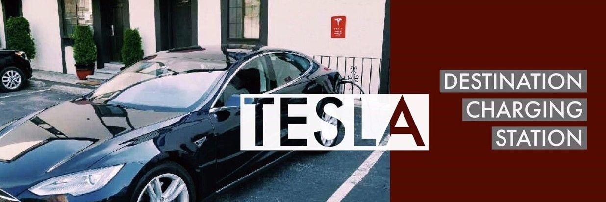 Tesla Destination Charging Station