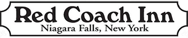 Red Coach Inn text logo
